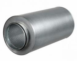 Воздуховоды, сетевые элементы и воздухораспределители