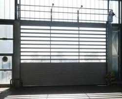 Скоростные спиральные ворота