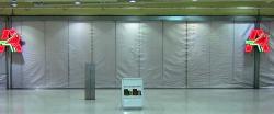 Противопожарные шторы EI60, EI120, EI180 (при орошении) автоматические